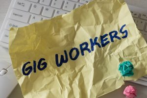 Gig Workers Aren't Backing Down in Their Battle for Benefits